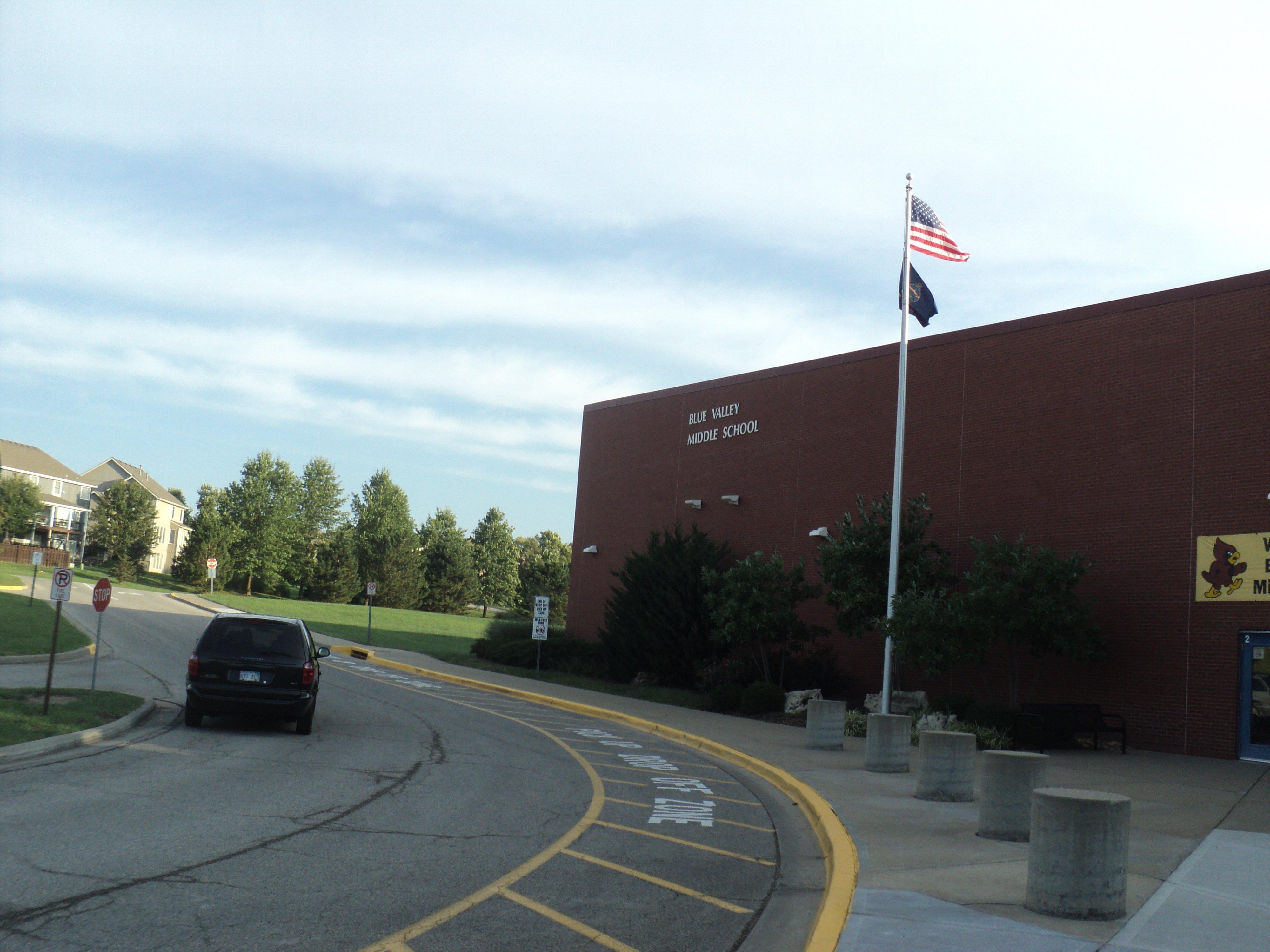 Blue Valley School District Pavement Management