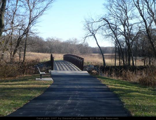 Kill Creek Streamway Trails - Johnson County, KS