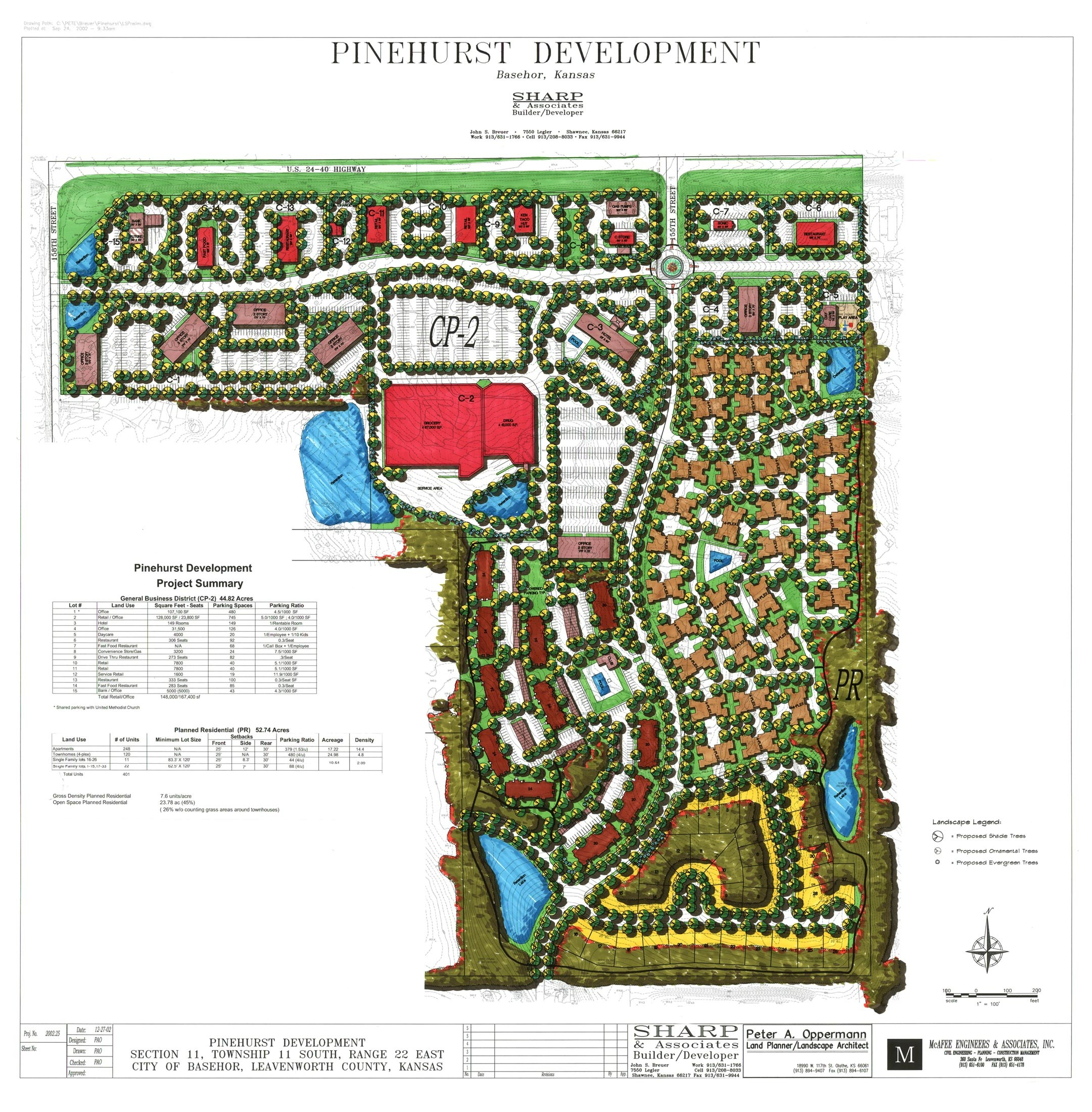Pinehurst Development