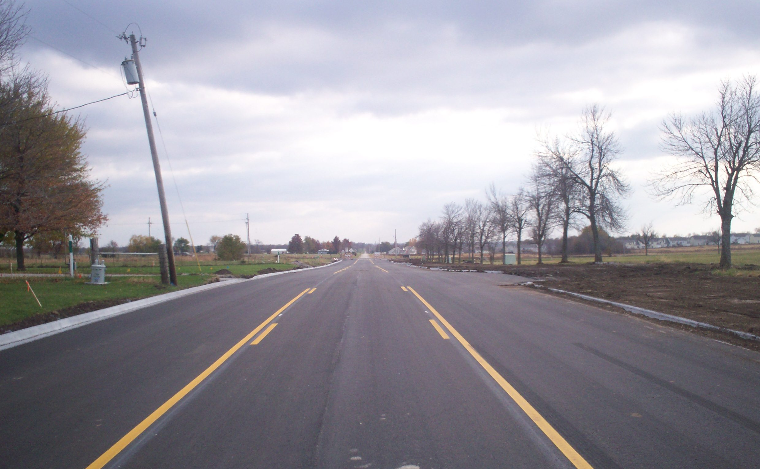 Rockville Road Arterial Street Improvements